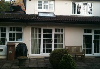 Exterior painting and decorating by Select Decorators - painters and decorators in South London