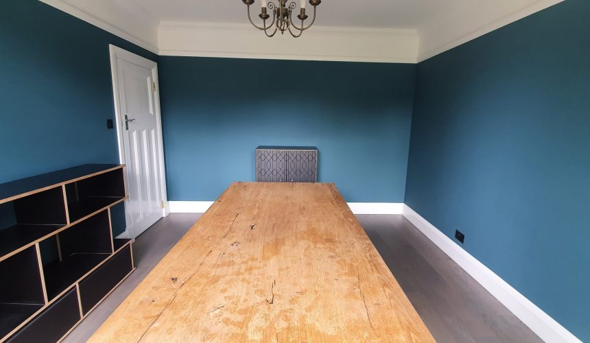 Dining Room painted in Snaderstead